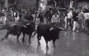 Los Sanfermines del viejo Pamplona: el encierro (1965-1985)