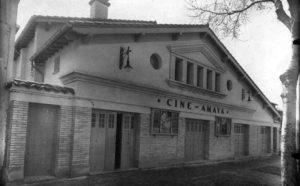 Del Cine Rochapea al Cine Amaya: Así nació el mítico cine de la Rocha: 1949-1951