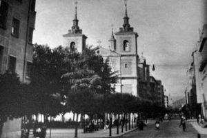 Plazas y calles de ayer y hoy: La Plaza de la Cruz (1944-2014)