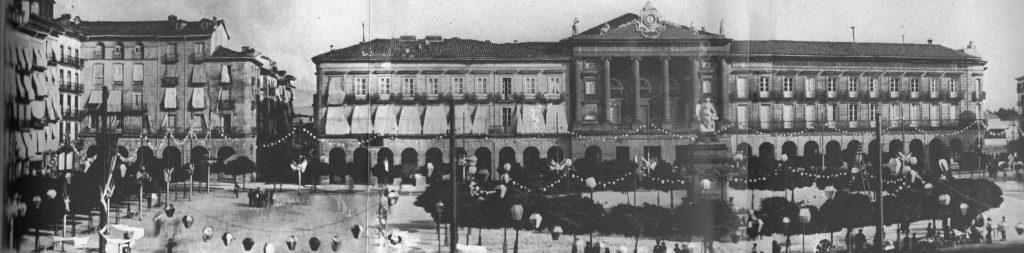 Pamplona en la  2ª mitad del siglo XIX (1863-1893)