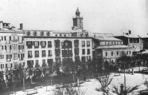 Plazas y calles de ayer y hoy: El Paseo de Sarasate (1891-1971)