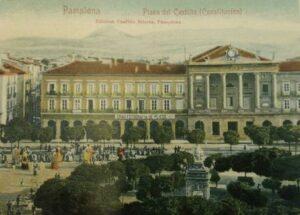 Comercios del Viejo Pamplona: Librería y papelería de Casildo Iriarte (1886-1932)