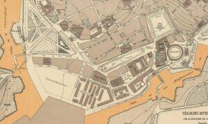 Otros proyectos de Ensanche anteriores al actual (1901-1914)