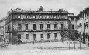 Enseñanza media y superior en el Viejo Pamplona (1842-1989)