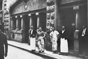 Comercios del Viejo Pamplona: las calles Pozoblanco y Comedias (1904-1954)