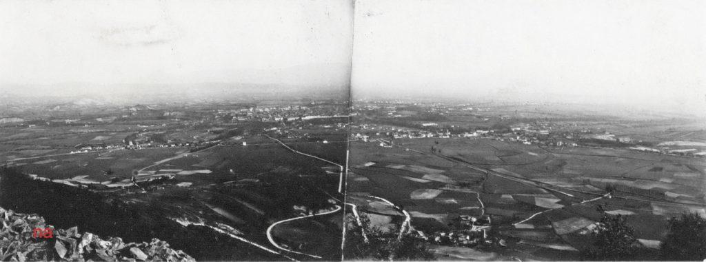 Imagenes del ayer: Pamplona a vista de pájaro (1919-1932)