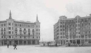 Plazas y calles de ayer y hoy: la plaza Príncipe de Viana (1923-2003)