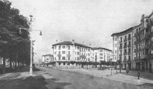 Plazas y calles de ayer y de hoy: La Plaza de las Merindades (1928-2008)