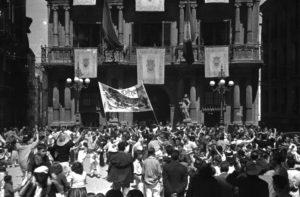 Los sanfermines de la postguerra (1940-1959)