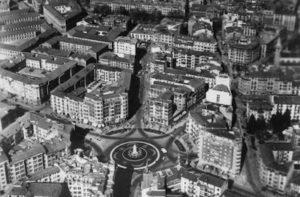 Imagenes del ayer. Pamplona a vista de pájaro en los años 40 y 50 (1948-1958)