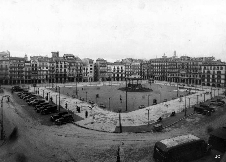dd299bc04 Pamplona año a año  (1940-1941) – Memorias del Viejo Pamplona