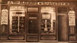 Comercios del Viejo Pamplona: Elizburu (1900-2020)