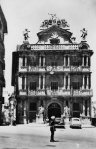 Curiosidades: Pamplona planteaba instaurar la  zona azul a comienzos de los años 60