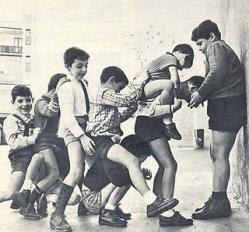 Estampas de antaño: Los juegos del Viejo Pamplona (1966-1976)