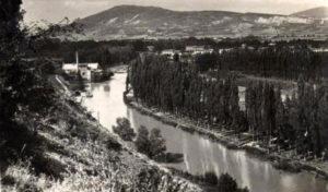 Imagenes del ayer y hoy: A las orillas del Arga (1900-1950)