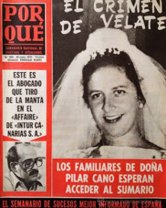 Crónica negra del Viejo Pamplona: El crimen de Velate (1973)