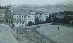 Curiosidades: Cuando Pamplona se planteó trasladar la estación del tren (1943)