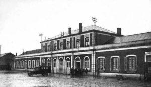 La Estación del Norte (1867-1971)