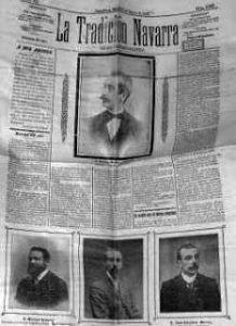 Periódicos y publicaciones del Viejo Pamplona (1875-1950)