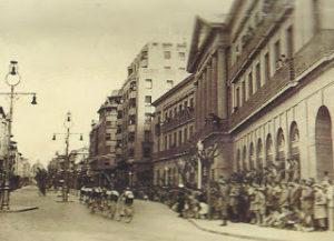 La Vuelta Ciclista a España llega a Pamplona (1958) y el Circuito de Pascuas (1924-1983)