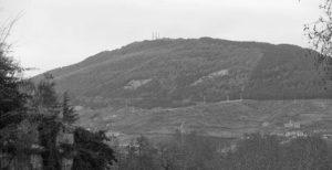 Incendios en el monte San Cristobal (1985-2010)