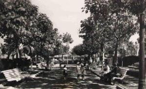Parques de Pamplona: El parque de la Media Luna (1935-2015)