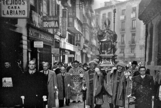 Comercios del Viejo Pamplona: Perfumería Galle (1922-2020)