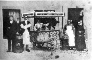 Aquellos vendedores ambulantes: barquilleros, heladeros, castañeros y churreros