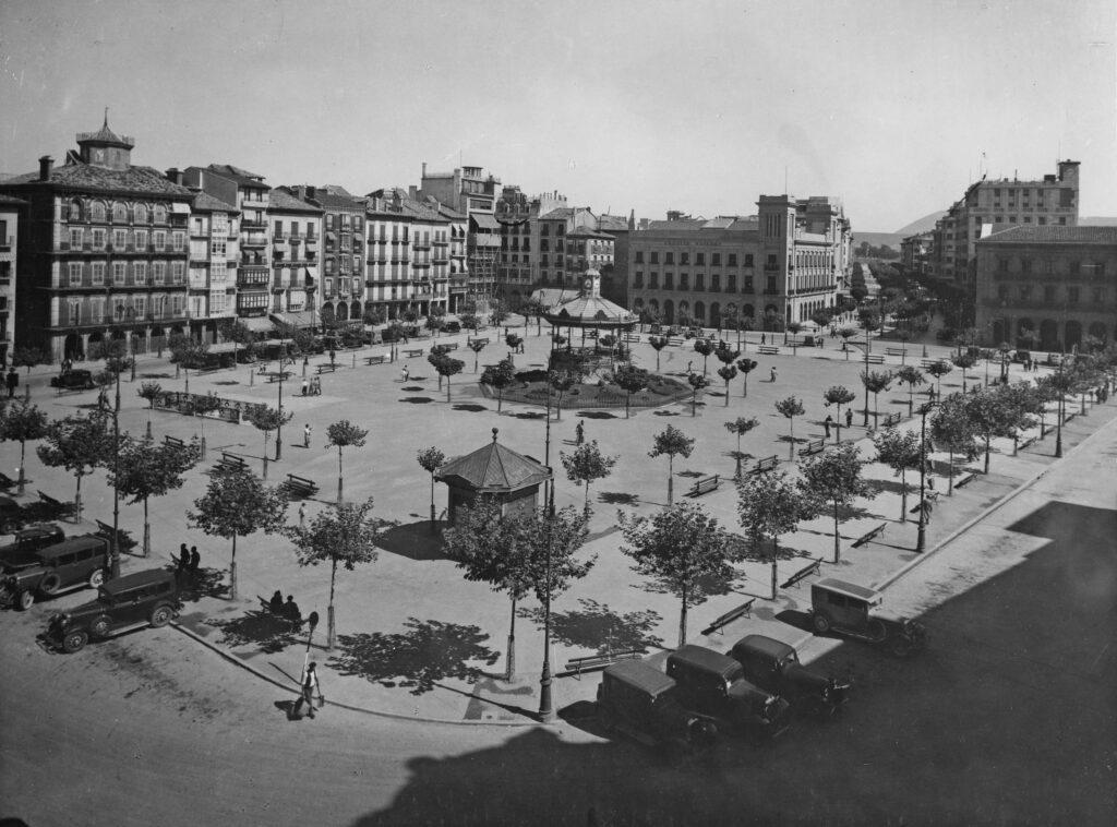 Comercios del Viejo Pamplona: Librería Leoz (1930-2021)