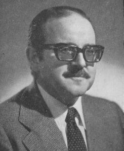Biografías: José Joaquín Arazuri (1918-2000)