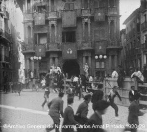 Calles y rincones desaparecidos: Bajada de Carnicerías