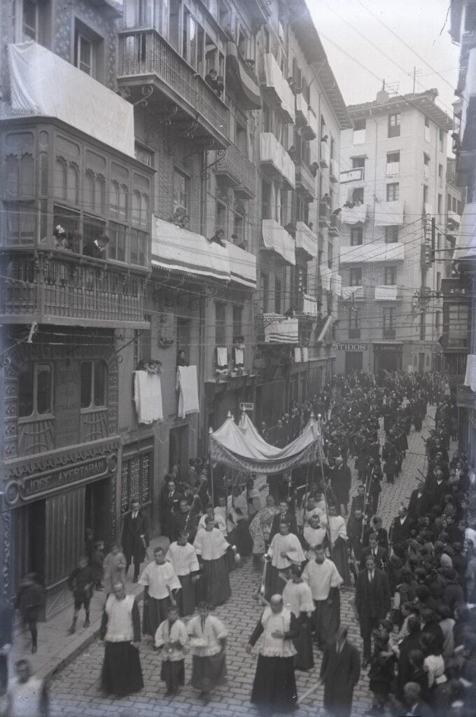 Crónica negra del Viejo Pamplona: Crimen en la calle Mercaderes (1901)
