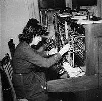 Historia y evolución del servicio telefónico en el Viejo Pamplona (1908-1998)