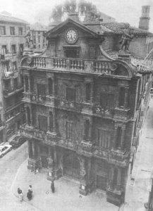 Los concejales sociales del Ayuntamiento de Pamplona en los últimos años del franquismo