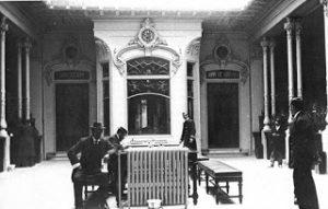 Los primeros  bancos navarros en la Pamplona de comienzos del siglo (1864-1987)