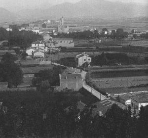 Imagenes del ayer. Selección: La Rochapea en los años 20