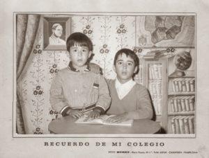 Estampas de antaño: Recuerdo de mi Colegio (1967)