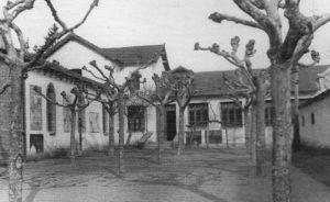 Las antiguas escuelas del Ave Maria (1916-1977)