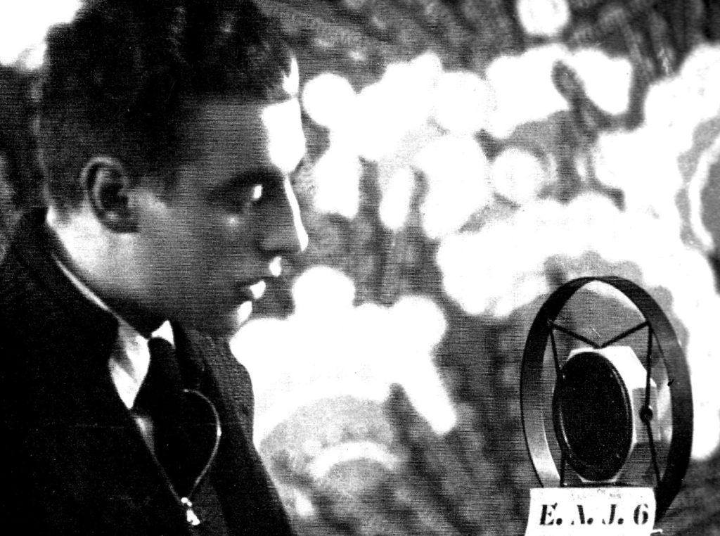 Inicios de la radio en el Viejo Pamplona: 1932-1942