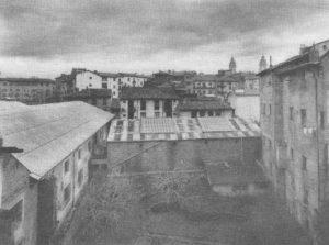 Plazas y calles de ayer y hoy: La plaza de los Burgos (1953-1986)