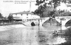 Servicios municipales en la Pamplona de los años 20 (1921-1930)