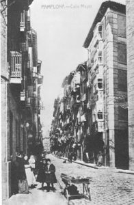 Comercios del Viejo Pamplona: La calle Mayor (1905-1955). Segunda parte
