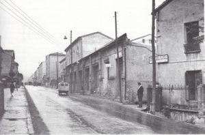 La Avenida de Marcelo Celayeta en 1967