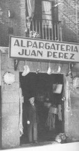 Estampas de antaño: Oficios desaparecidos en el Viejo Pamplona (1900-1960)