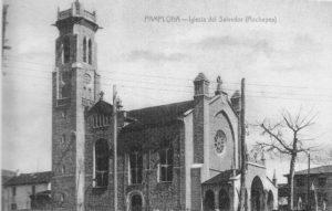 La iglesia del Salvador (1914-1977)