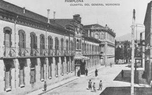 Cuando los militares estaban en el centro de Pamplona (1871-1971)