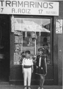 Participa en el blog: Calle Santo Domingo (1963)