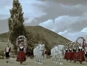 Imagenes del Ayer. Videos. Sanfermines 1956