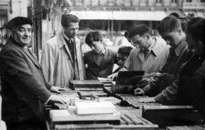 Comercios del Viejo Pamplona: Aquellas librerías de antaño (1905-1985)