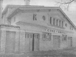 El cine Amaya (1951-1970)